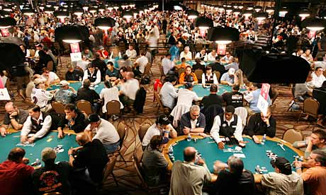 Poker vs chess